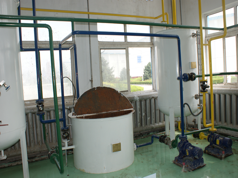 50tpd sesame oil refining plant cotton seed oil refinery